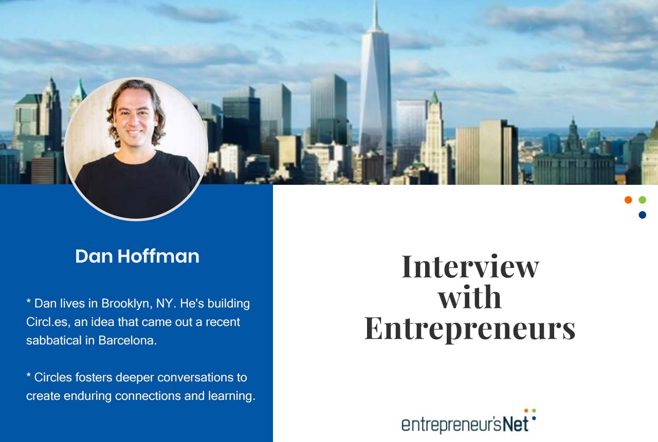 DAN HOFFMAN - Entrepreneur Network - Clarityfi