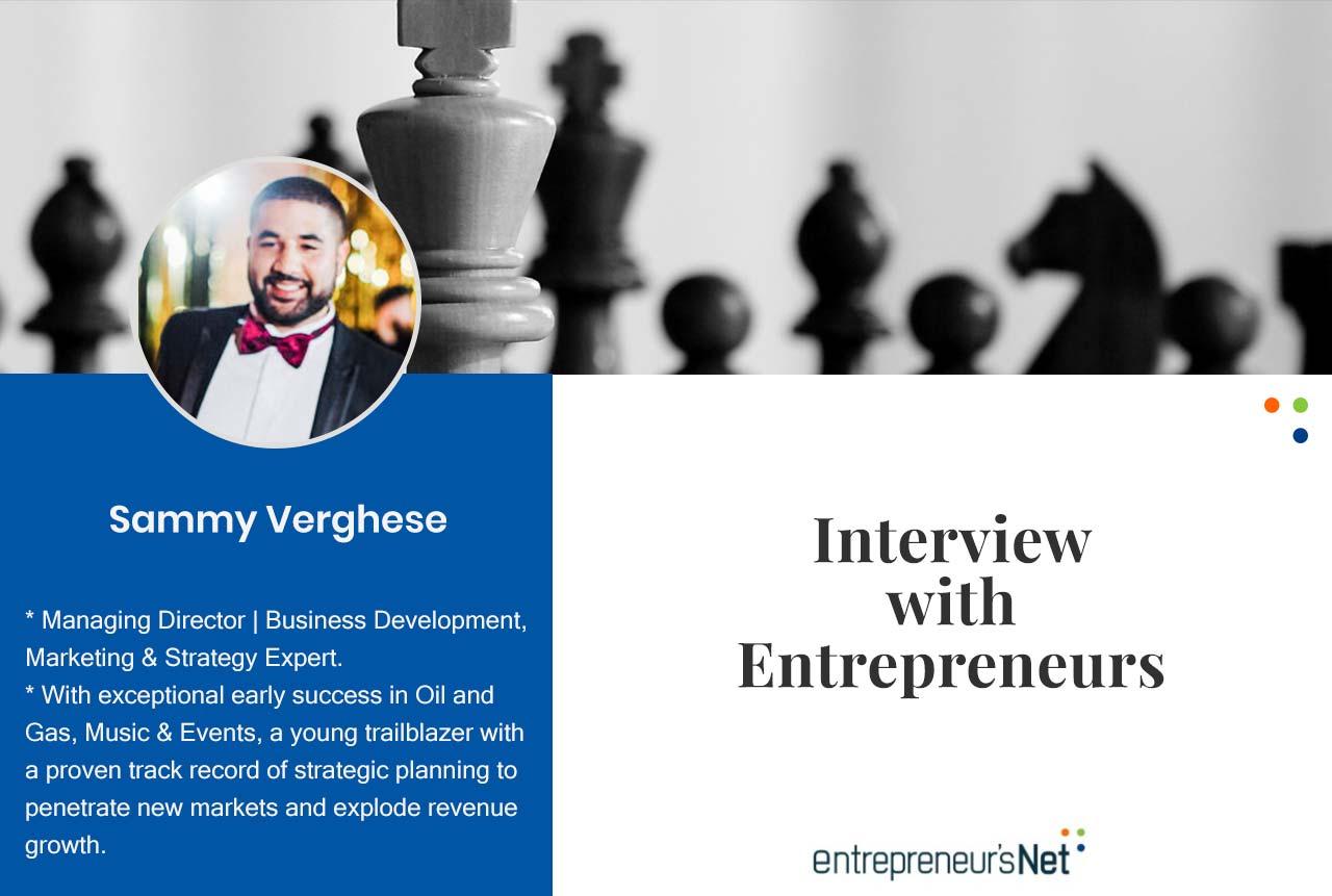 Sammy Verghese - Business Financial Management - Clarityfi